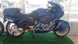BMW K1 motorcycle fully restored and serviced 1992