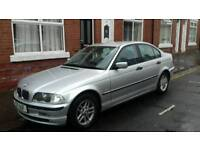 For sale BMW 320D 2001 PRIVATE PLATE