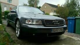Audi a8 quattro sport