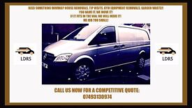Man with Van, will move furniture and remove rubbish, get in touch for a quote, 07493130974 !!