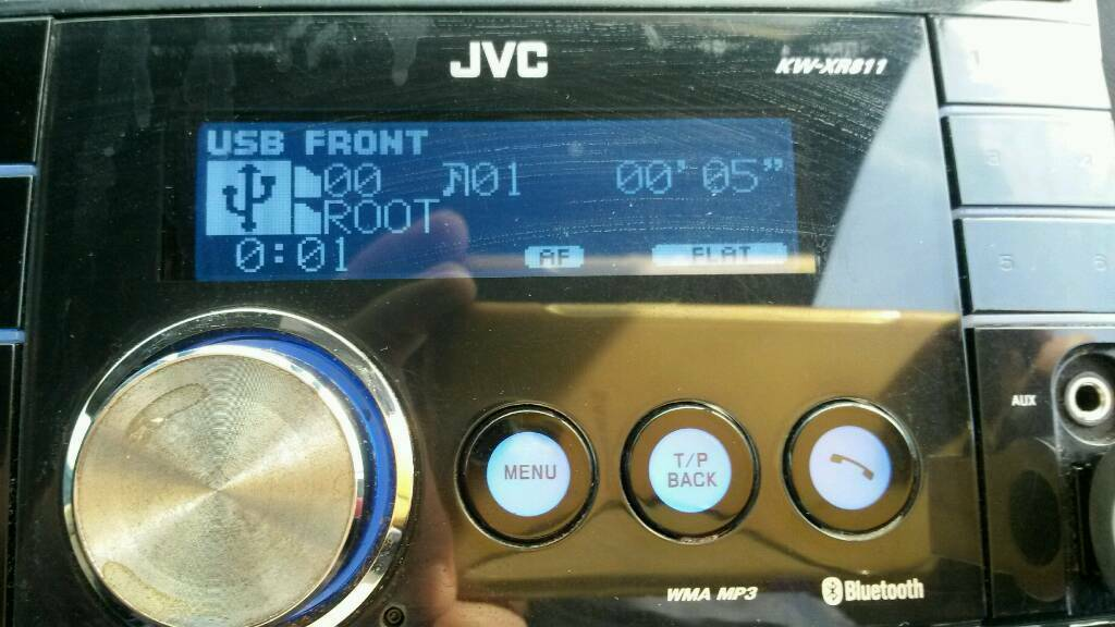 JVC CAR stereo for sale £ 40 | in Bradford, West Yorkshire | Gumtree