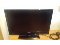 Sharp 22 inch LCD Digital Slimline Colour TV