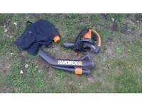 Garden vac / leaf blower
