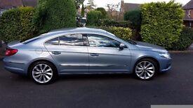 VW Passat CC, FSH, MOT July 17, Aircon, 6 CD Changer, rain sensor, runs brilliantly