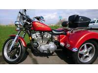Harley davidson sportster 1200 trike