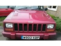 Jeep Cherokee 2000 (w)