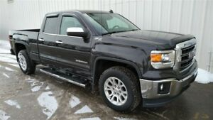 2014 GMC Sierra 1500 SLE Double Cab Z71-one owner
