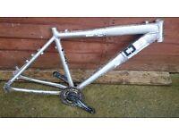 Diamond back lightweight mountain bike frame