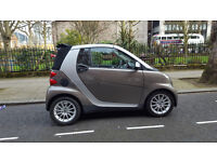 Low mileage Smart fortwo Cabrio - NEW LOWER PRICE FOR QUICK SALE