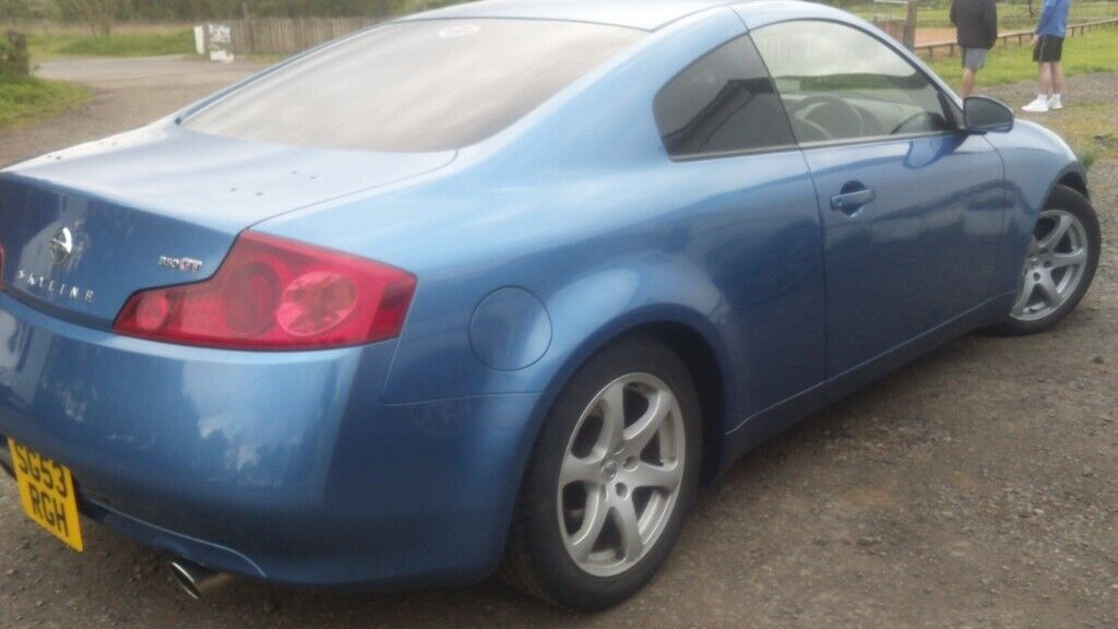 Nissan 350Z 2017 >> Nissan 350z 350gt Skyline Lexus Bmw Liw Millagr Japanese Imoort 2017 Rare In This Blue Colour In Airdrie North Lanarkshire Gumtree