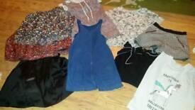 Large girls bundle of clothes
