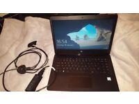 """HP 14-bp062sa 14"""" Laptop - Jet Black"""