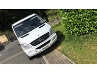 Mercedes sprinter 2010 156k miles recovery very clean