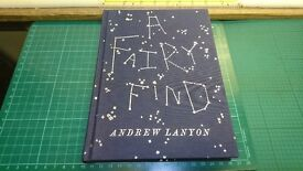 A Fairy Find Hardback 2005 by Andrew Lanyon