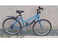 "Girls/Ladies Cannondale Mountain Bike Size 16"" 40.6 cm"
