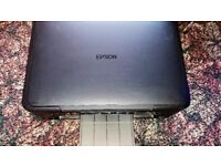 Epson XP215 wireless colour printer / scanner