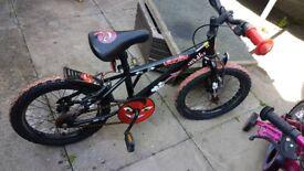 Boys todler Bicycle