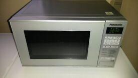 Panasonic NN-K181 MM BPQ Microwave Oven - Excellent Condition