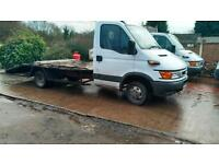 2004 Iveco 2.8Tdi Recovery