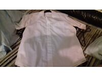 41cm 16 inch neck Primark White Mens Shirt