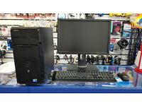 Dell Vostro, Intel Core i5 2.67 GHz, 6GB RAM, new 500GB HDD, NVIDIA graphics HDMI, Windows 10 PRO