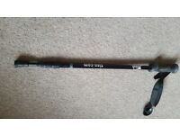 Brand new Tiso hillwalking pole