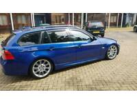 Bmw 325i m sport tourer (leather)