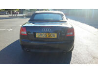 Audi A4 Sports Cabriolet 3.0