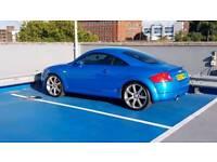Audi TT 1.8 T 225 bhp quattro sprint blue RARE colour. Reduced!!!