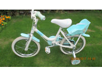 GIRLS CHILDS BICYCLE SUIT 5 -7 YEARS TATTY TEDDY