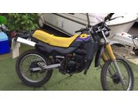 Suzuki ts 50xkr