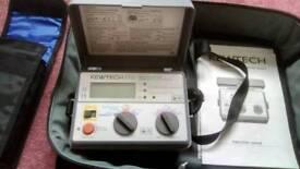 Kewtech multifunction tester