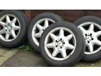 Mercedes-Benz alloywheels
