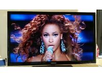 "Samaung 40"" Full 1080p Smart TV With Freeview (Model UE40D5520)!!!"