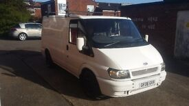 Ford Transit 2 owners good runner