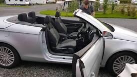 VW EOS convertible motorized hard top