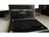 Lenovo Thinkpad Edge E330 Laptop Core i5 3210M 3rd generation 500GB 4GB RAM Win10