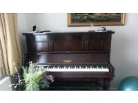 Piano French polished