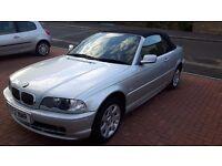 BMW 3-series 320Ci Convertible