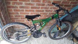 Apollo Mountain Bike (Spares/repairs)