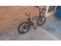 Mongoose BMX cycle, 10-12 years. Good condition