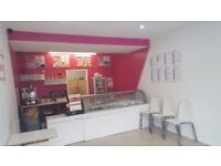 Business for Sale - ice cream shop / cafe