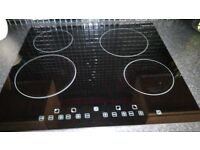 Beaumatic touch Control hob