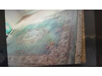 Lovely Large Oriental Rug