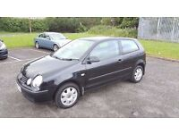 2004 VW Polo Twist 1.2 Petrol 1 Year MOT Full Service History| Cards Accepted|