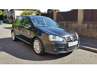 VW Golf 2.0 GT TDI, FULL LEATHER SEATS, HEATED SEATS, FULL SERVICE HISORY, 170BHP