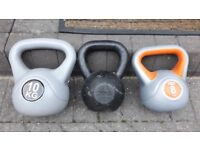 8KG, 10KG & 20KG WEIGHT KETTLEBELLS - Priced individually