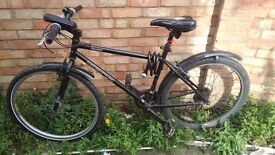 KONA Smoke Mountain Bike, Black Rocket, Great Condition
