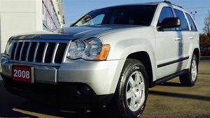 2008 Jeep Grand Cherokee Laredo 4D Utility 4WD Kitchener / Waterloo Kitchener Area image 3