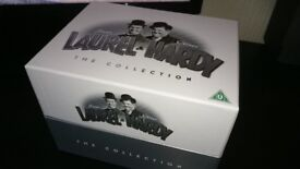Laural & Hardy complete box collection
